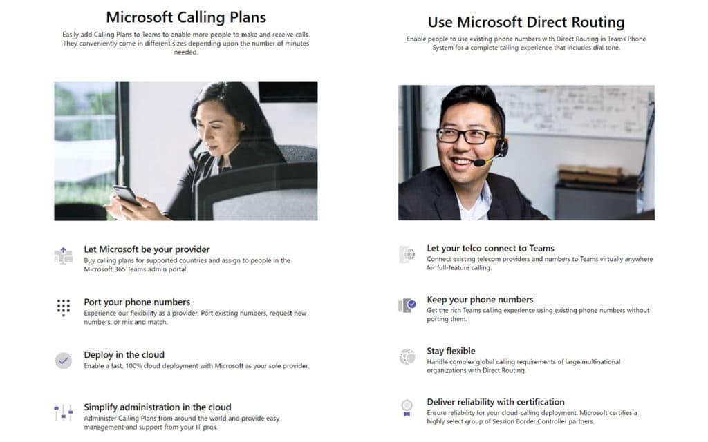 Microsoft Plan Examples